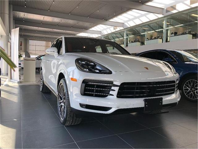 2019 Porsche Cayenne  (Stk: P13650) in Vaughan - Image 2 of 17