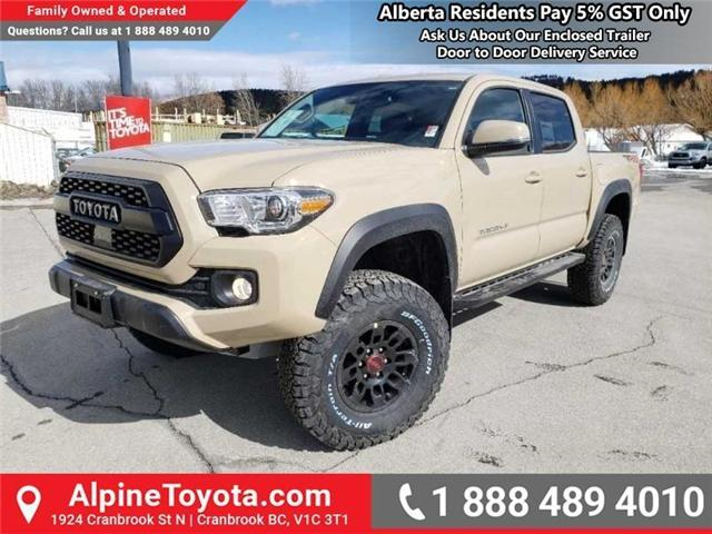 2019 Toyota Tacoma TRD Off Road (Stk: X178271) in Cranbrook - Image 1 of 18