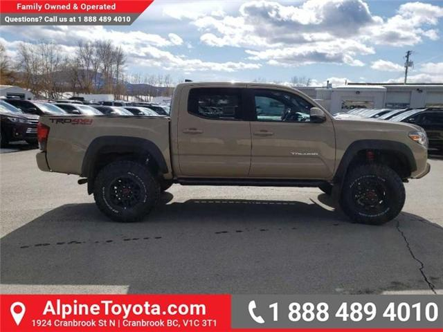2019 Toyota Tacoma TRD Off Road (Stk: X178271) in Cranbrook - Image 6 of 18