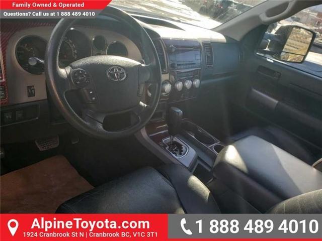 2013 Toyota Tundra SR5 5.7L V8 (Stk: X040806A) in Cranbrook - Image 11 of 20