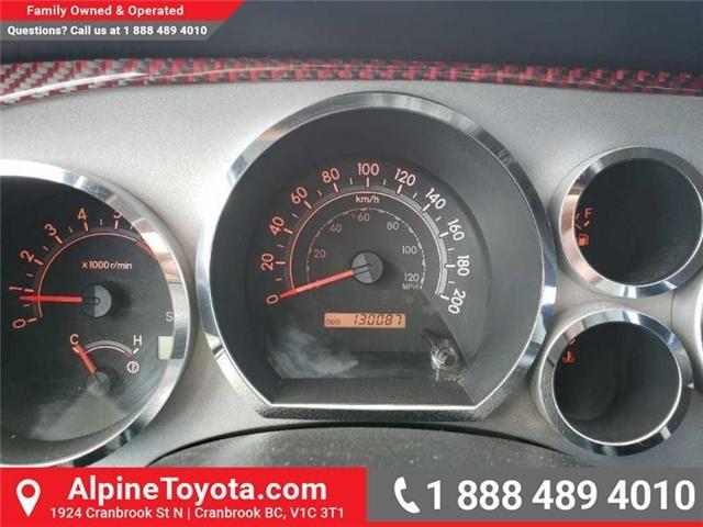 2013 Toyota Tundra SR5 5.7L V8 (Stk: X040806A) in Cranbrook - Image 15 of 20