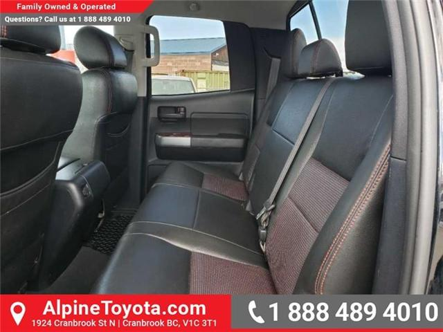 2013 Toyota Tundra SR5 5.7L V8 (Stk: X040806A) in Cranbrook - Image 16 of 20