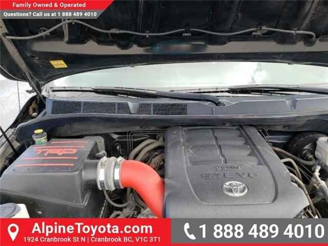 2013 Toyota Tundra SR5 5.7L V8 (Stk: X040806A) in Cranbrook - Image 17 of 20