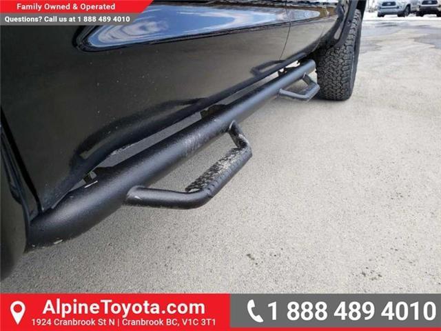 2013 Toyota Tundra SR5 5.7L V8 (Stk: X040806A) in Cranbrook - Image 18 of 20