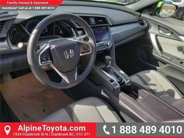 2016 Honda Civic EX-T (Stk: H425401) in Cranbrook - Image 9 of 13