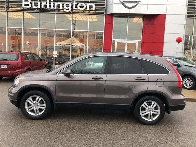 2011 Honda CR-V EX (Stk: Y1110A) in Burlington - Image 2 of 18
