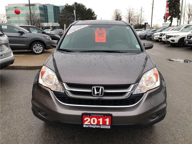 2011 Honda CR-V EX (Stk: Y1110A) in Burlington - Image 7 of 18