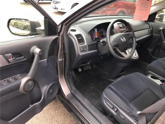 2011 Honda CR-V EX (Stk: Y1110A) in Burlington - Image 10 of 18