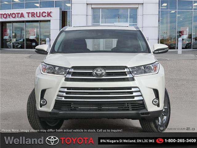 2019 Toyota Highlander Limited (Stk: HIG6450) in Welland - Image 2 of 24