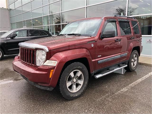 2008 Jeep Liberty Sport (Stk: 194772T) in Brampton - Image 1 of 14
