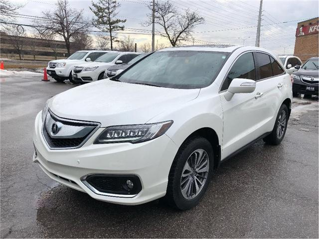 2016 Acura RDX Base (Stk: 804666P) in Brampton - Image 1 of 15