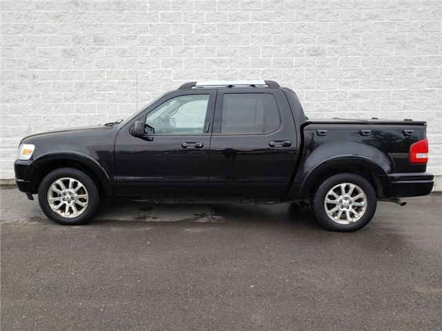 2009 Ford Explorer Sport Trac Limited (Stk: 18176A) in Kingston - Image 1 of 28