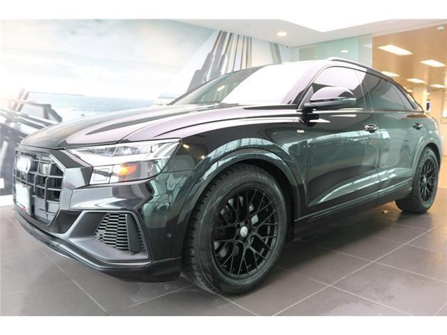 2019 Audi Q8 3.0T Technik quattro 8sp Tiptronic (Stk: 10612) in Hamilton - Image 2 of 22