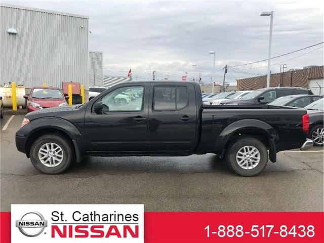 2018 Nissan Frontier  (Stk: P2250) in St. Catharines - Image 1 of 5