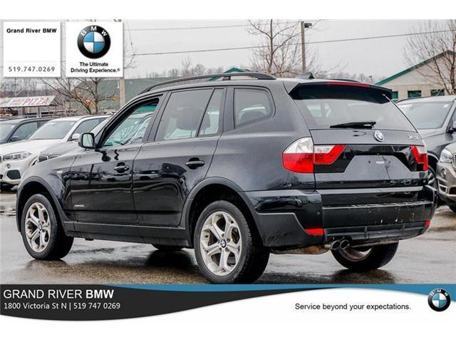 2009 BMW X3 xDrive30i (Stk: 10803A) in Kitchener - Image 2 of 6