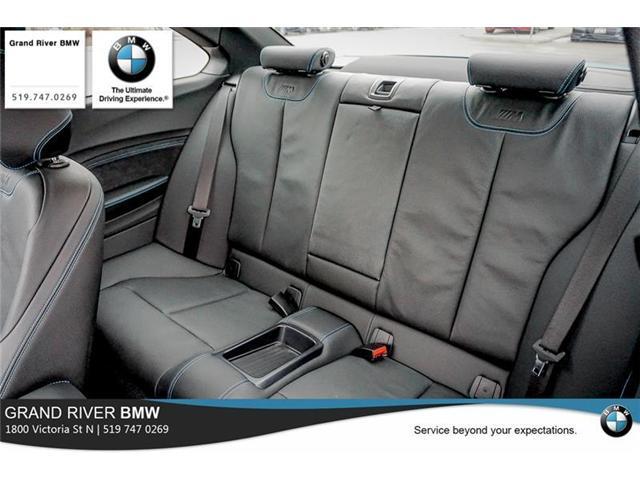 2018 BMW M2 Base (Stk: 20243A) in Kitchener - Image 21 of 24
