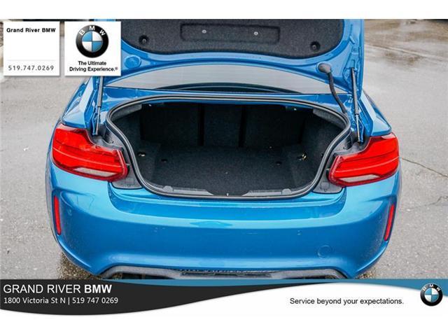 2018 BMW M2 Base (Stk: 20243A) in Kitchener - Image 24 of 24
