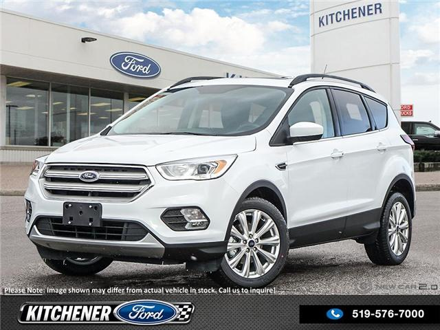 2019 Ford Escape SEL (Stk: 9E4100) in Kitchener - Image 1 of 23