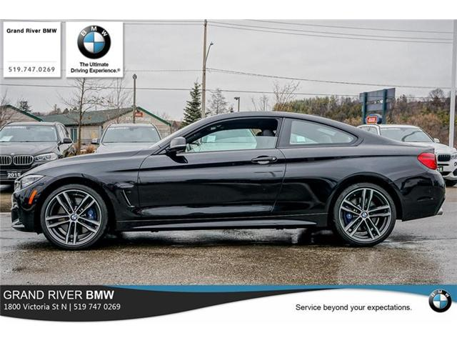 2018 BMW 440i xDrive (Stk: PW4757) in Kitchener - Image 3 of 23
