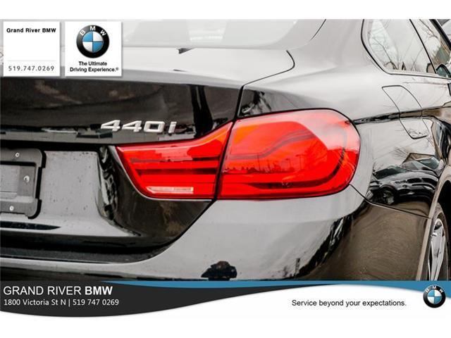 2018 BMW 440i xDrive (Stk: PW4757) in Kitchener - Image 4 of 23