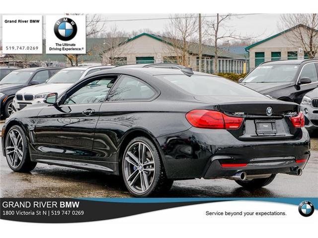 2018 BMW 440i xDrive (Stk: PW4757) in Kitchener - Image 7 of 23