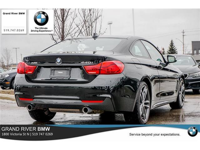 2018 BMW 440i xDrive (Stk: PW4757) in Kitchener - Image 8 of 23