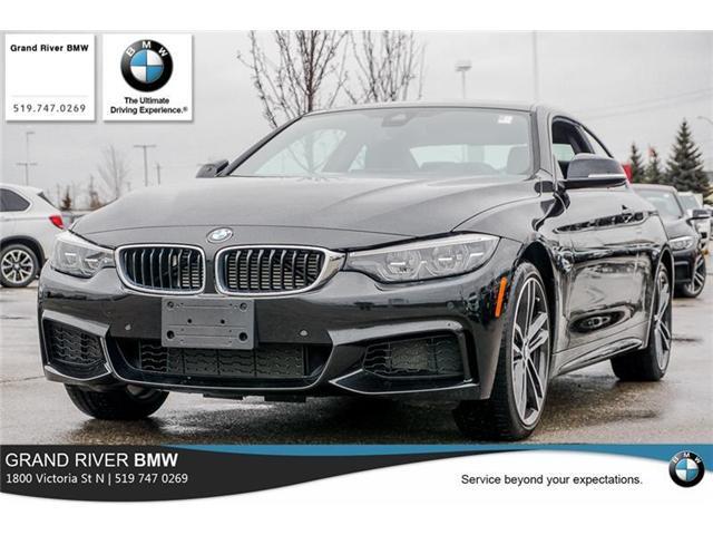 2018 BMW 440i xDrive (Stk: PW4757) in Kitchener - Image 9 of 23