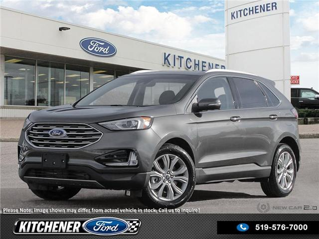 2019 Ford Edge Titanium (Stk: 9D3560) in Kitchener - Image 1 of 23