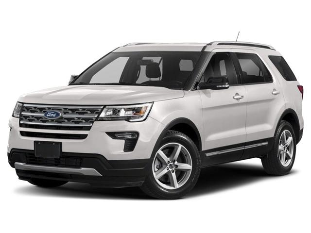 2019 Ford Explorer Sport (Stk: 9EX0463) in Surrey - Image 1 of 9