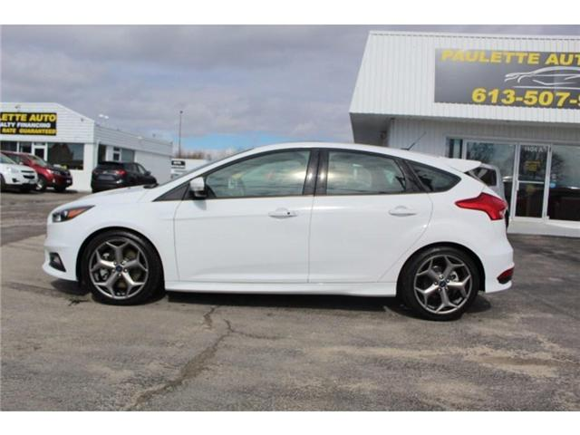 2018 Ford Focus Base (Stk: 2555) in Kingston - Image 2 of 11