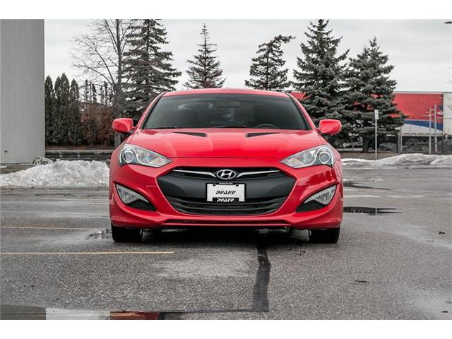 2013 Hyundai Genesis Coupe 2.0T Premium (Stk: 22025A) in Mississauga - Image 2 of 22