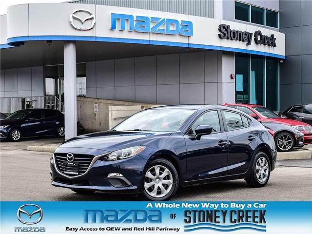 2014 Mazda Mazda3 GX-SKY (Stk: SU1091) in Hamilton - Image 1 of 15
