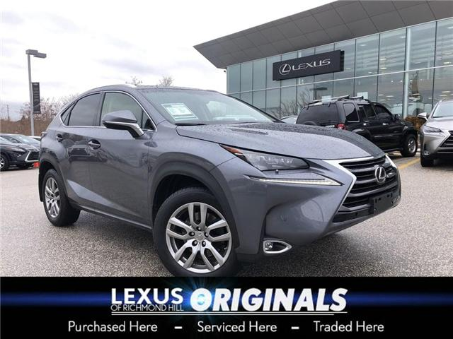 2017 Lexus NX 200t Base (Stk: OR11868G) in Richmond Hill - Image 1 of 26