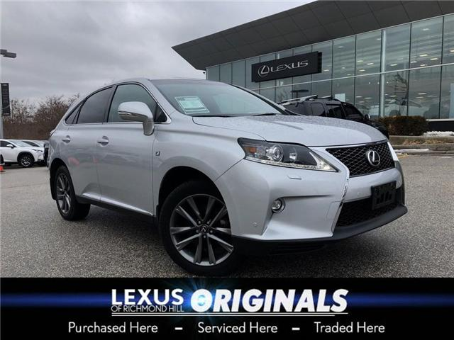 2015 Lexus RX 350  (Stk: OR11891G) in Richmond Hill - Image 1 of 28
