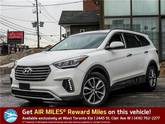 2018 Hyundai Santa Fe XL Premium (Stk: P482) in Toronto - Image 1 of 1