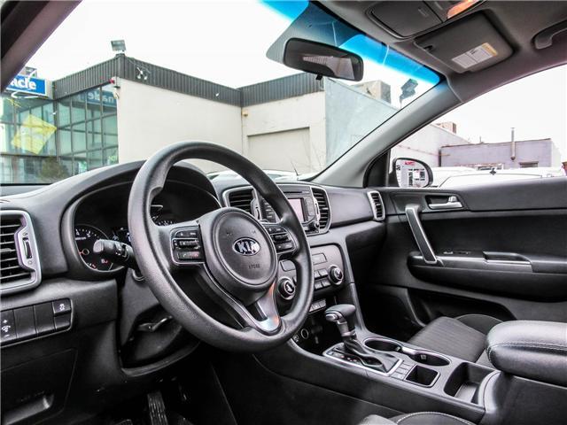 2017 Kia Sportage LX (Stk: P484) in Toronto - Image 3 of 3