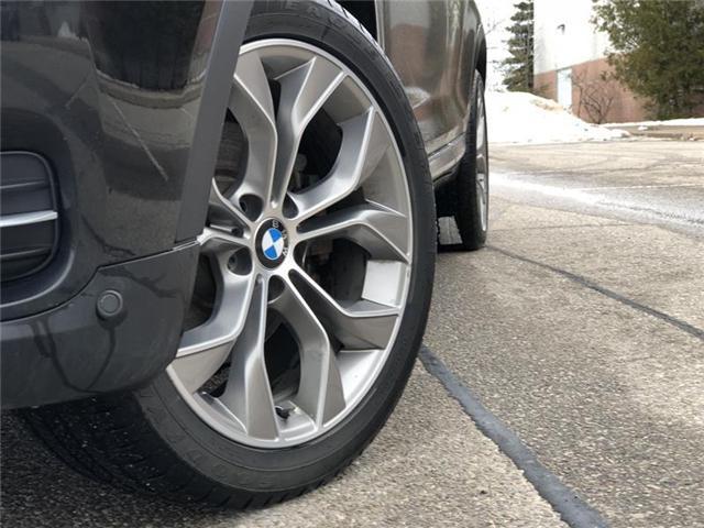 2016 BMW X3 xDrive28i (Stk: B18428T1) in Barrie - Image 2 of 19