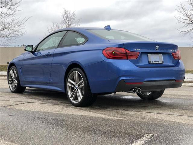 2019 BMW 430i xDrive (Stk: B19090) in Barrie - Image 6 of 19