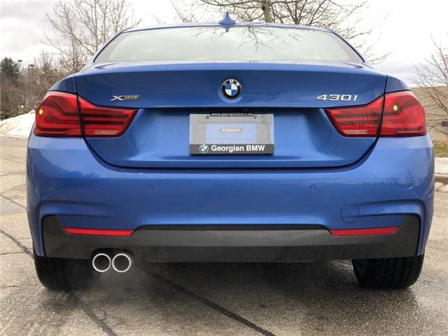 2019 BMW 430i xDrive (Stk: B19090) in Barrie - Image 7 of 19