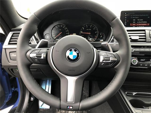 2019 BMW 430i xDrive (Stk: B19090) in Barrie - Image 12 of 19