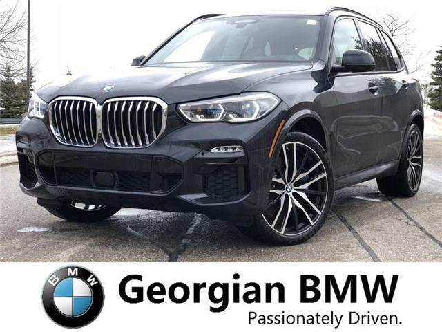 2019 BMW X5 xDrive50i (Stk: B19104) in Barrie - Image 1 of 22