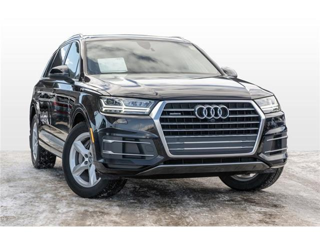 2018 Audi Q7 3.0T Technik (Stk: N4704) in Calgary - Image 1 of 17