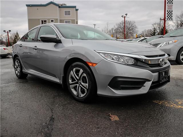 2017 Honda Civic LX (Stk: H7477-0) in Ottawa - Image 3 of 25