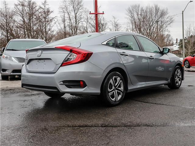 2017 Honda Civic LX (Stk: H7477-0) in Ottawa - Image 5 of 25