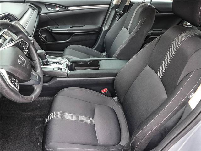 2017 Honda Civic LX (Stk: H7477-0) in Ottawa - Image 10 of 25