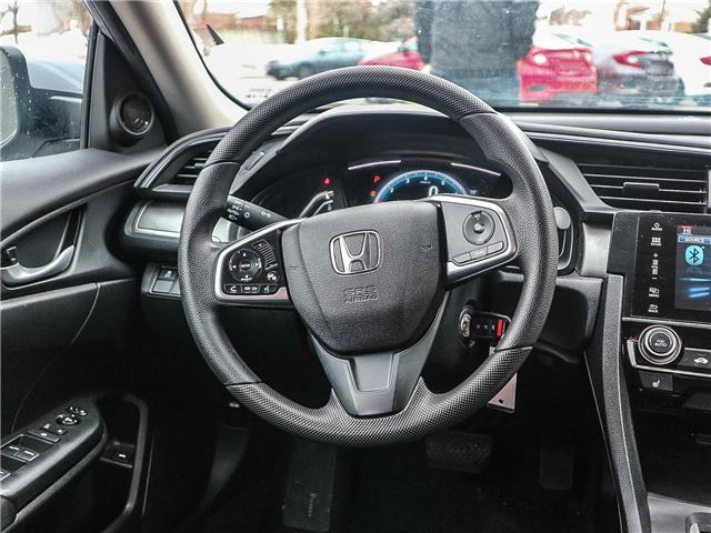 2017 Honda Civic LX (Stk: H7477-0) in Ottawa - Image 12 of 25