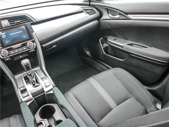 2017 Honda Civic LX (Stk: H7477-0) in Ottawa - Image 16 of 25