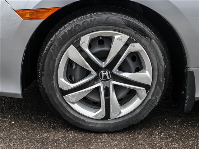 2017 Honda Civic LX (Stk: H7477-0) in Ottawa - Image 22 of 25