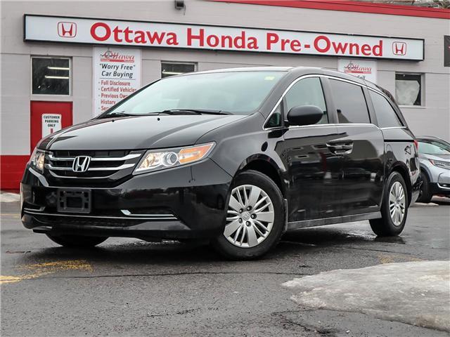 2015 Honda Odyssey LX (Stk: H7489-0) in Ottawa - Image 1 of 25