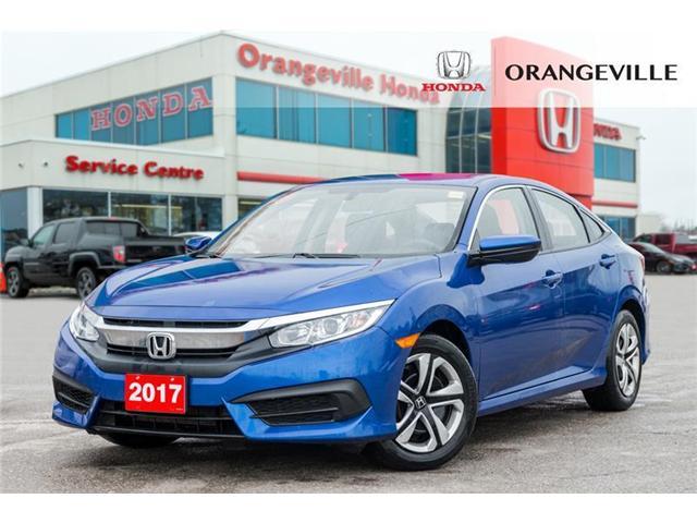 2017 Honda Civic LX (Stk: U3093) in Orangeville - Image 1 of 19